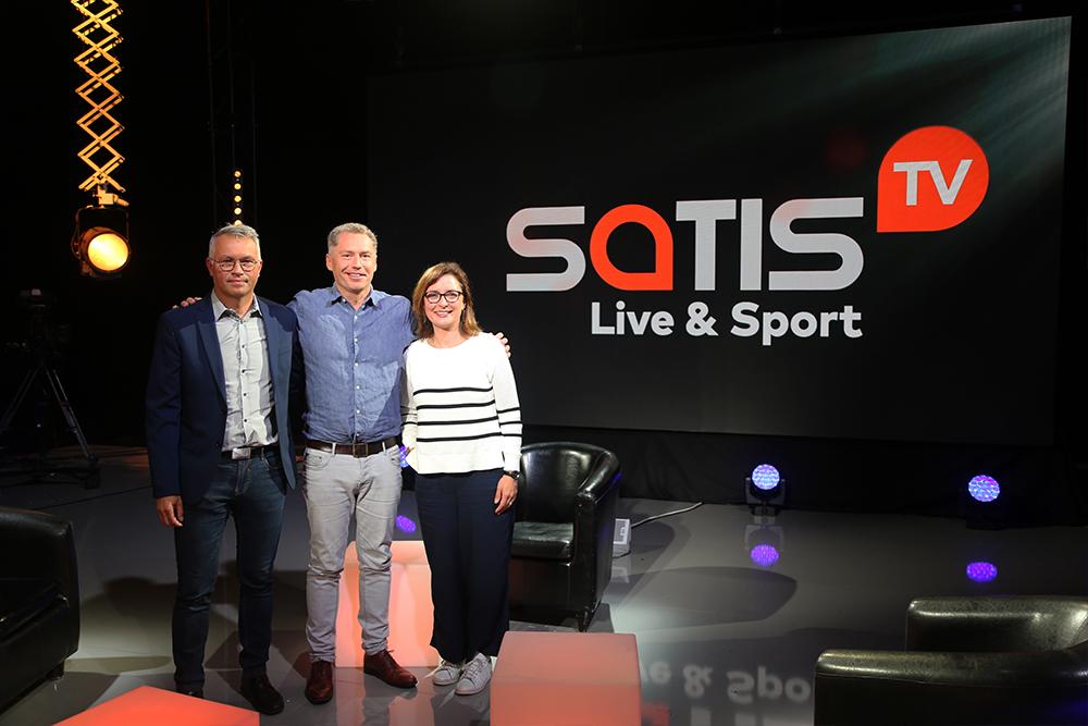 SATIS TV - Live & Sport - June 2021